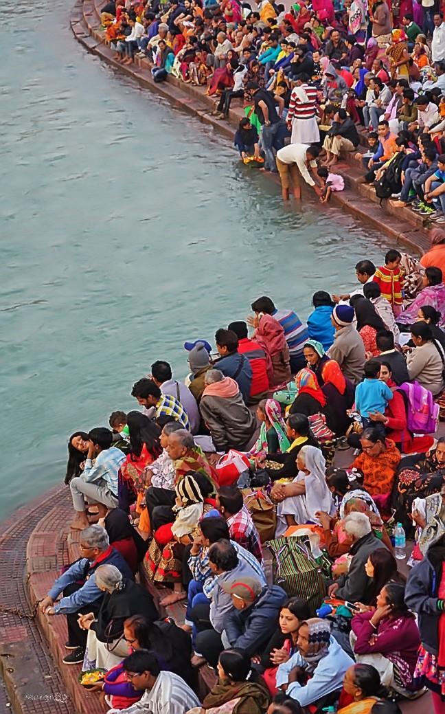 Ganga Aarti in Haridwar