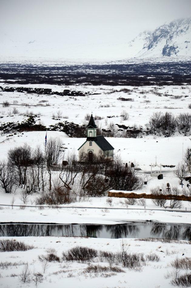 Eenzaam IJsland