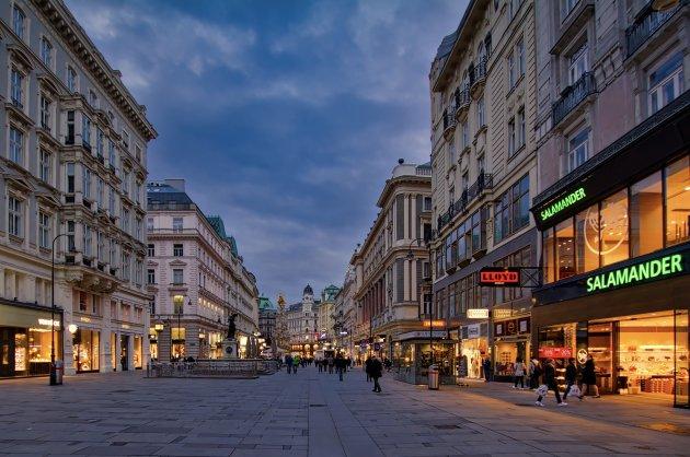 Winkelen in Wenen