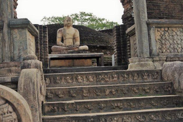 Polonnaruwa, de Vatadage