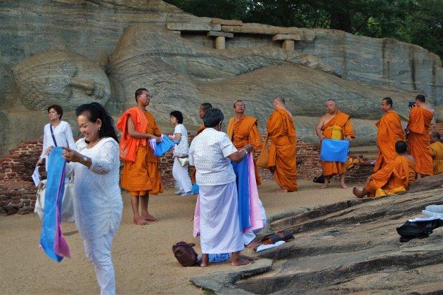 Polonnaruwa, de Gal Vihara