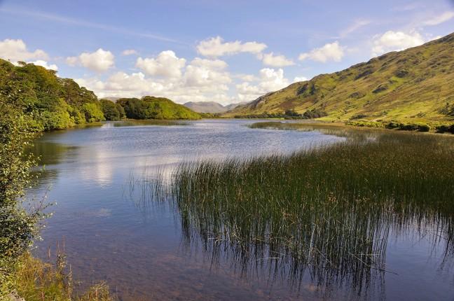 De meren van Connemara
