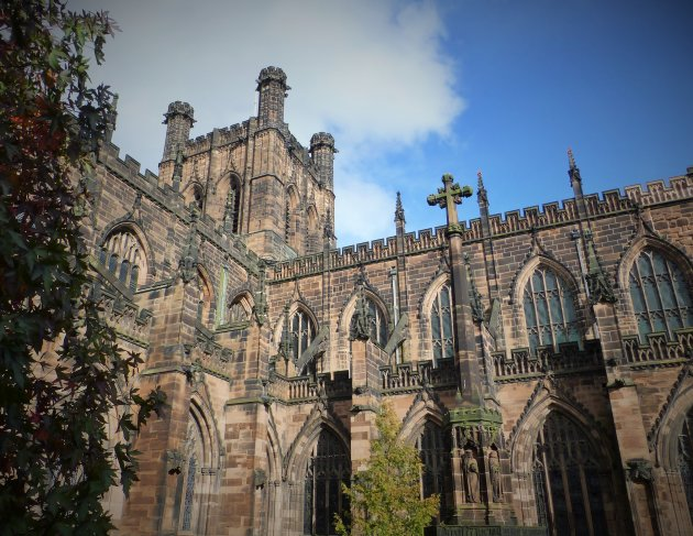 Kathedraal Chester