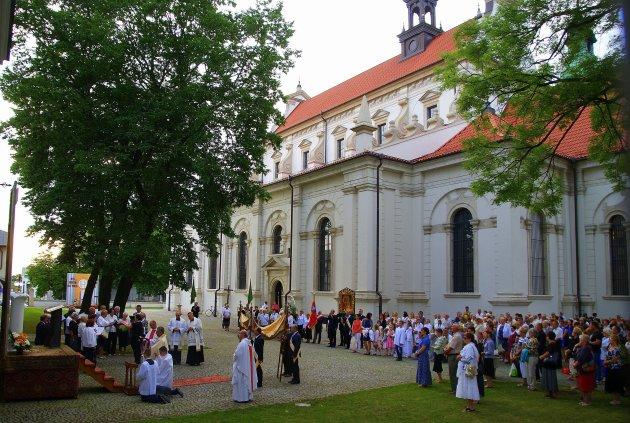 Grote processie