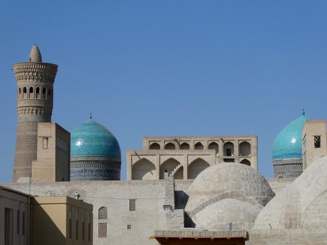 Koepels en minaretten