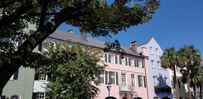 Charleston; een bijzonder leuk stadje