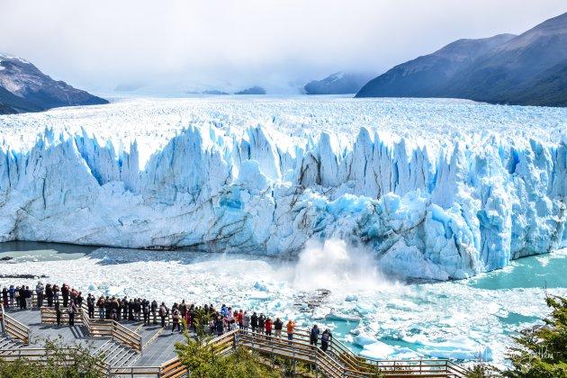 Ervaar de WOW-factor van de Perito Moreno gletsjer