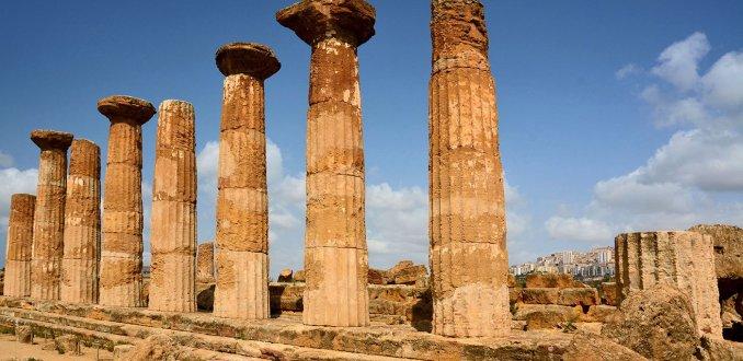 Valle di Templi, terug naar de Griekse oudheid