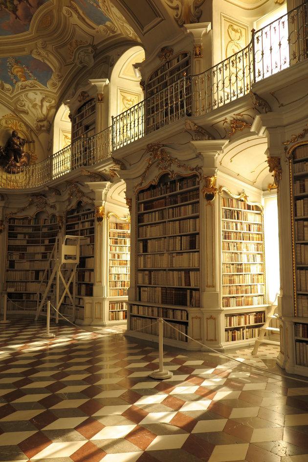 Barokke bibliotheek