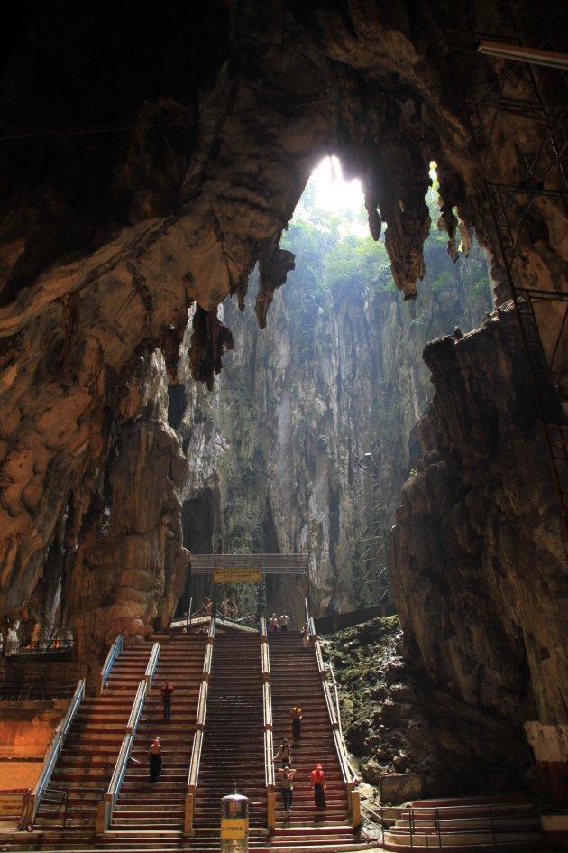 Interieur Batu cave