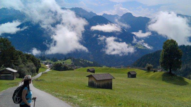 Zomer in Tirol