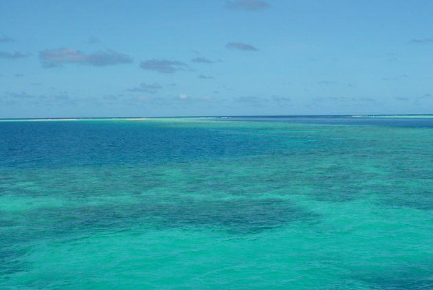 Het blauwe paradijs