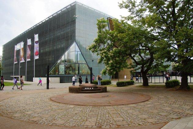 Bijzonder en indrukwekkend museum