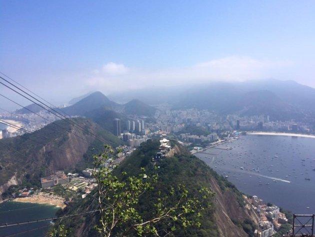 Rio voor de Olympische Spelen