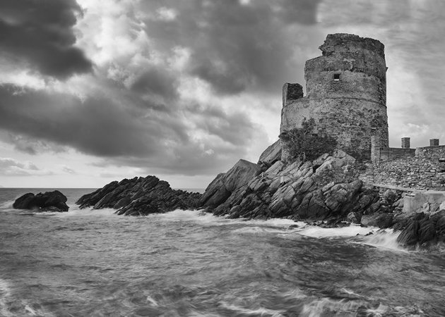 The Tower of Erbalunga
