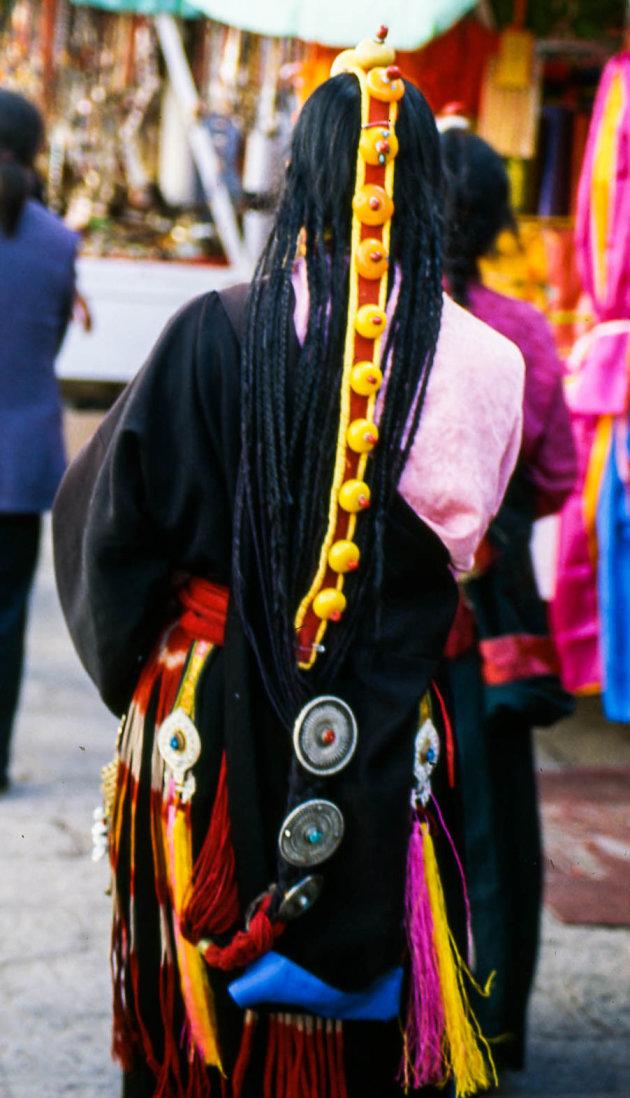 Khampa vrouw