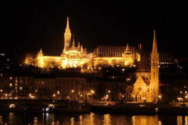 Het gouden uurtje in Boedapest