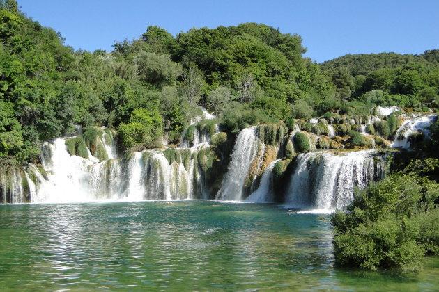 Watervallen park