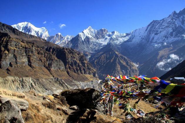 De andere Annapurna's