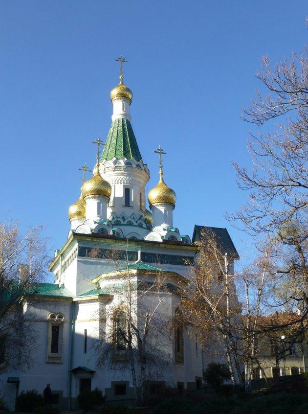 St. Nikolai Russische kerk