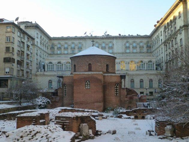 St. George Rotunda Place