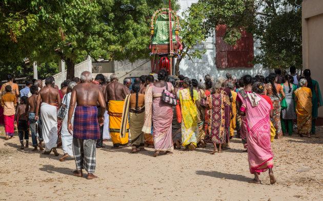 Hindoe festival