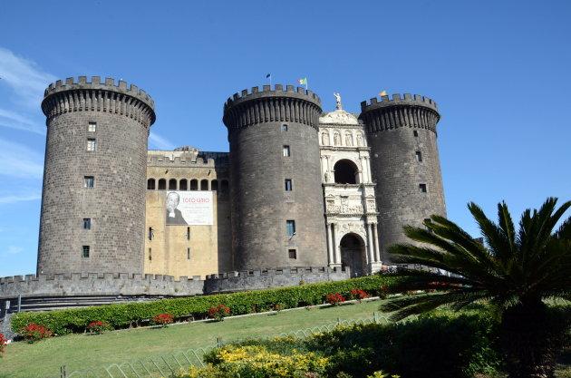 Het nieuwe kasteel