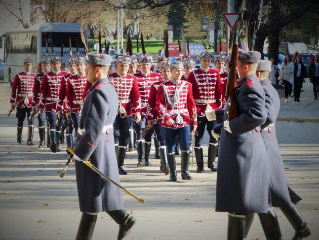 Regiment presidentiele kantoor
