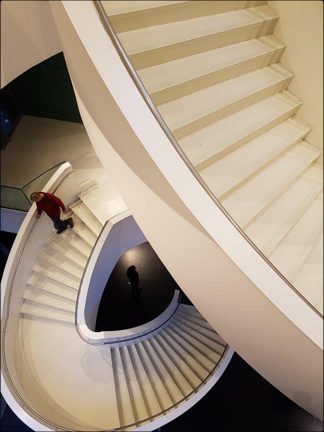 Trappenhuis Stedelijk Museum Den Bosch