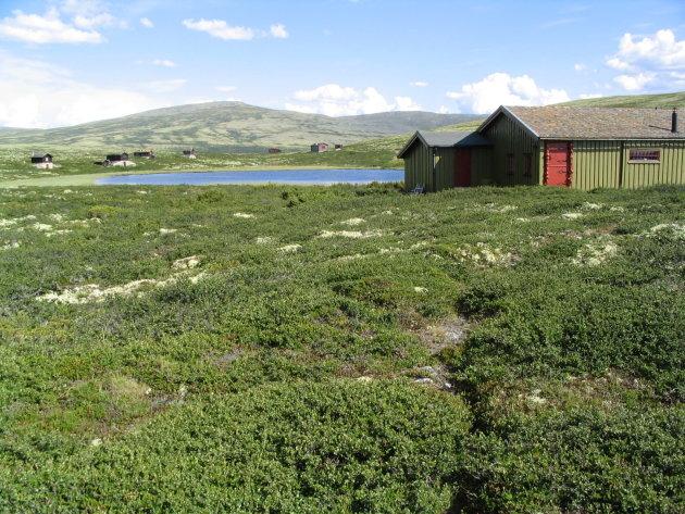 Rust ervaren in Rondane