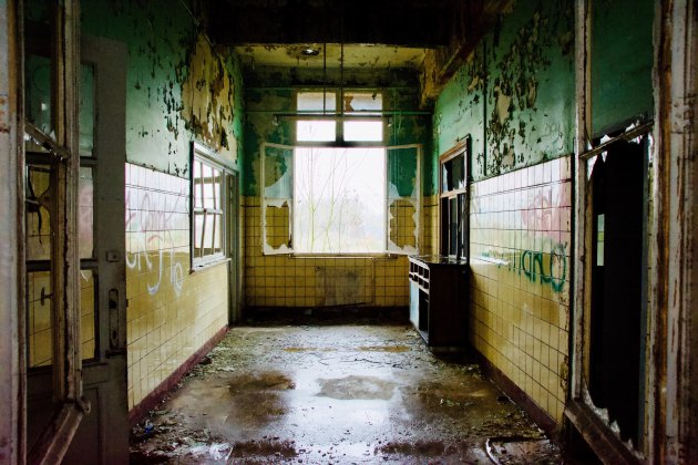 Verlaten station 1