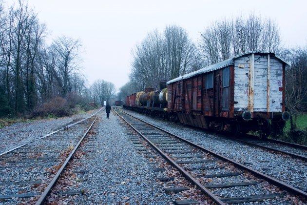 Verlaten station 2