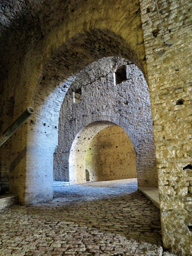 Kasteel van Gjirokastër
