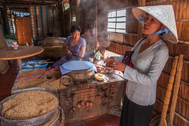 Een Vietnamese lekkernij