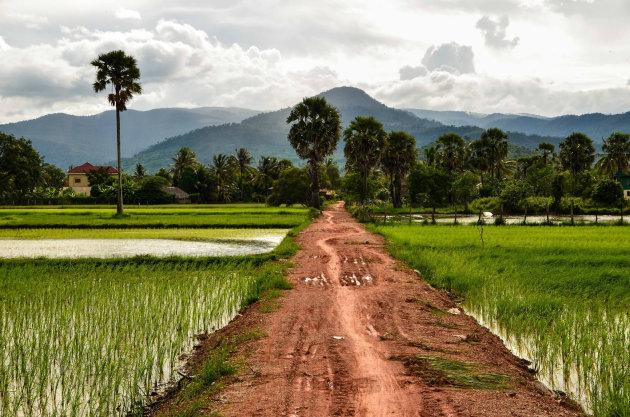 Cambodja, per fiets!