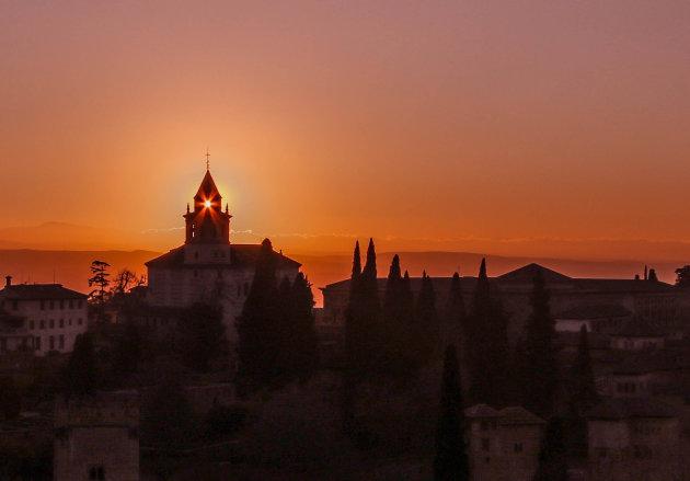 Iglesia de Santa María de la Alhambra