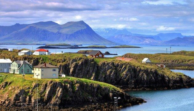 Höfn Oost-IJsland