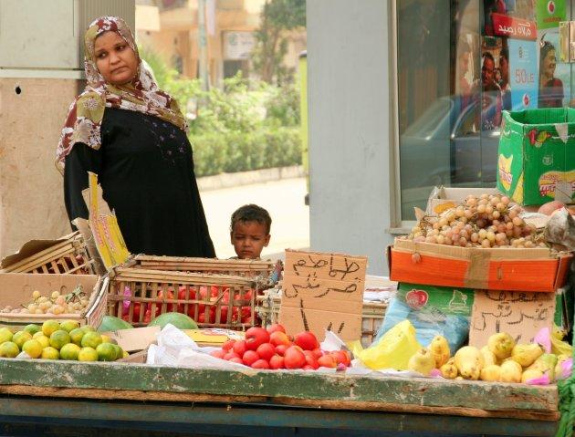 markt in Luxor