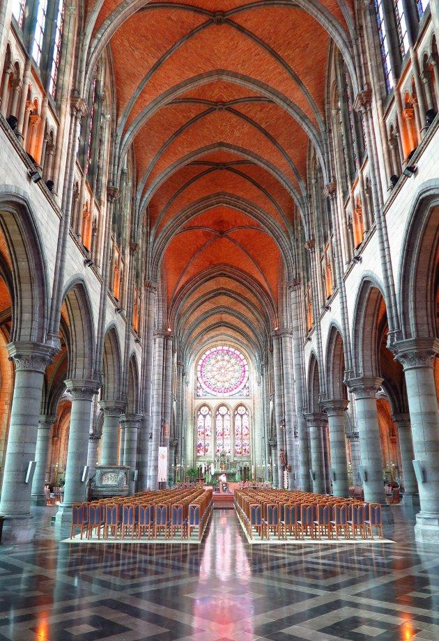 L'église Saint-Martin d'Arlon