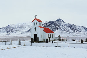 Kerkje Snaefellsnes