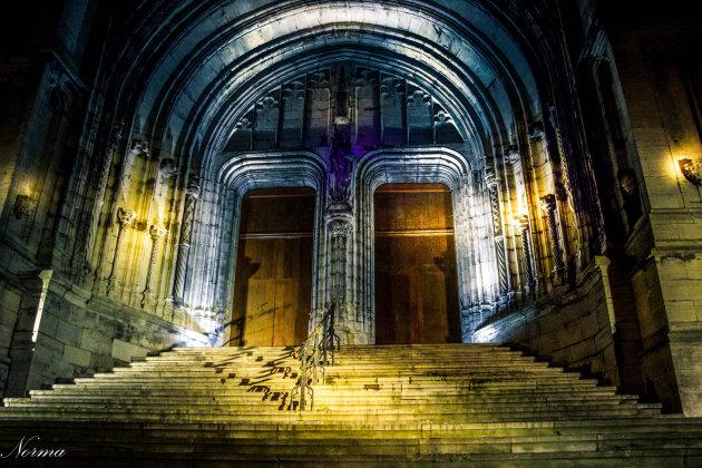Kerk van de heilige Waltrude
