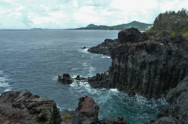basaltkust Jeju