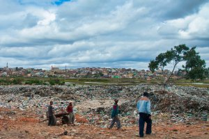 Leven van de vuilnisbelt