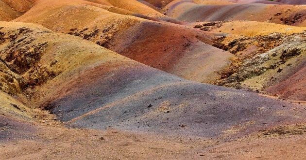 The Seven Coloured Earth