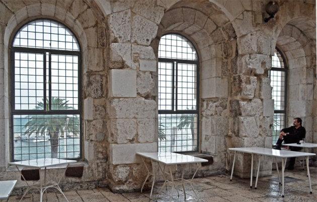 Het oude gedeelte van Split
