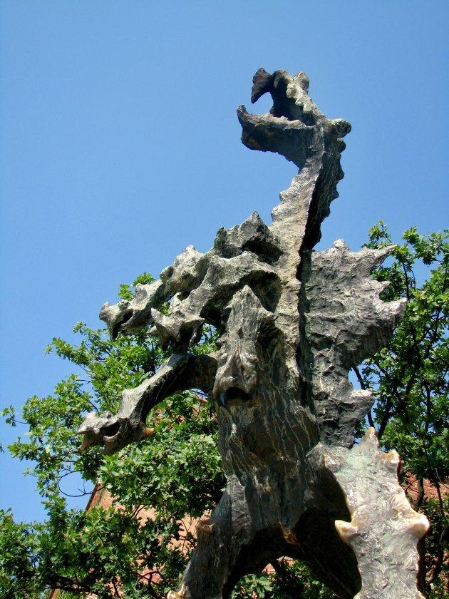 De Draak van Wawel