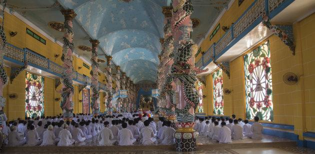 Cao Dai religie