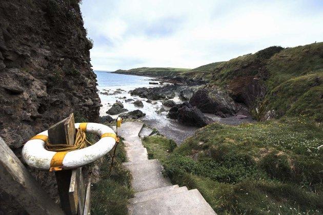 The Ballycotton Cliff Walk