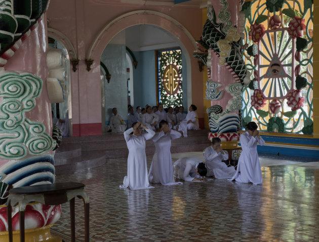 Cao Dai religie 2