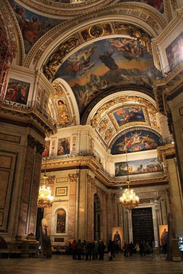 Indrukwekkend interieur